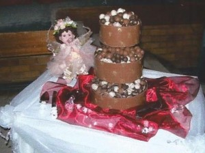 Wedding catering and Wedding cake